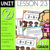 Module 2 lesson 23 | Fluency Practice | Read Draw Write | Daily Math