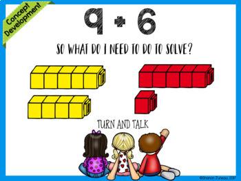 Module 2 lesson 4 | Adding Three Numbers | Make a Ten | DAILY MATH