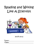 Module 2A, Unit 3: Reading and Writing Like a Scientist