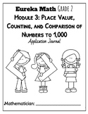 Eureka Math (Engage NY) Module 3 Application Problems Journal Grade 2