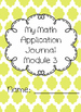 Eureka Math Applications Grade 2 Engage NY Module 3