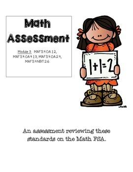 Module 3 FSA Math Assessment