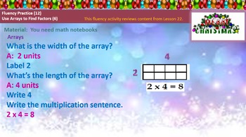4th Grade Math Module 3 Lesson 23 Powerpoint