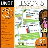 Module 3 Lesson 5 | Measuring