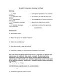 Module 4 AP Macro/Microeconomics Comparative Advantage with Key