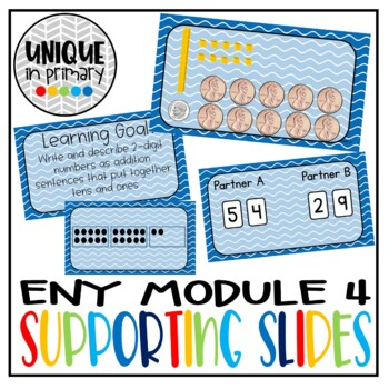 Module 4: Grade 1 Engage New York Math Slides