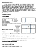 Module 4 Introduction and Guide Sheet