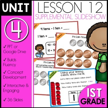 Module 4 Lesson 12 Place Value Chart Tens And Ones Tpt