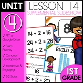 Module 4 Lesson 14 | Building Teen Numbers | Make a Ten Strategy