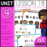 Module 4 Lesson 18 | Adding Two-Digit Numbers