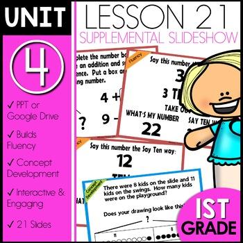 Module 4 Lesson 21 | Tape Diagrams