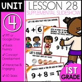 Module 4 Lesson 28 [adding two-digit numbers]
