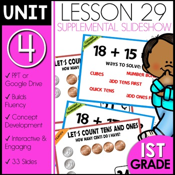 Module 4 Lesson 29 [adding two-digit numbers]