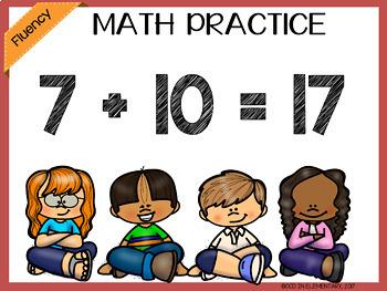 Module 4 Lesson 5 | Ten More, Ten Less | Quick Tens