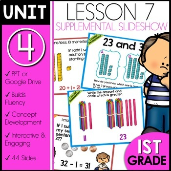 Module 4 Lesson 7 | Tens and Ones | Place Value Chart