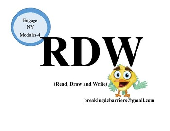 Module 4-RDW-EngageNY Helper/Word Problems