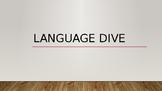 Module 4 Unit 2 Lesson 2 Language Dive