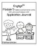 Eureka Math (Engage NY) Module 5 Application Problems Journal Grade 2