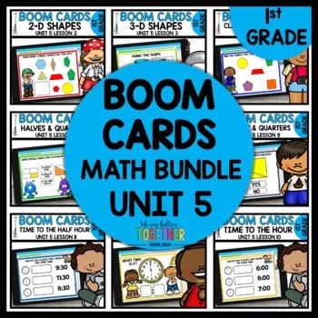 Module 5 BOOM CARDS BUNDLE