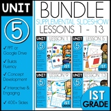 Module 5 DAILY LESSONS BUNDLE  | DAILY MATH