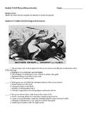 Module 5 Exam: Civil War and Reconstruction: 1854-1877, Ch