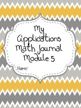 Eureka Math Grade 2 Engage NY Module 5 Applications