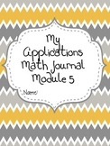 Eureka Math Grade 2 Engage NY Module 5 Applications