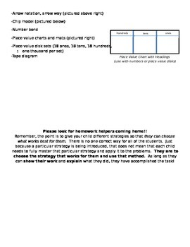 Module 5 Parent Helper Sheet