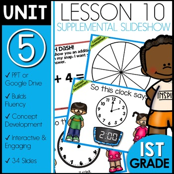 Module 5 Lesson 10 | Time to the Hour | DAILY MATH