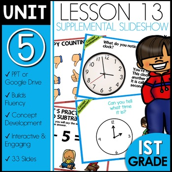 Module 5 Lesson 13 | Telling Time | Daily Lessons