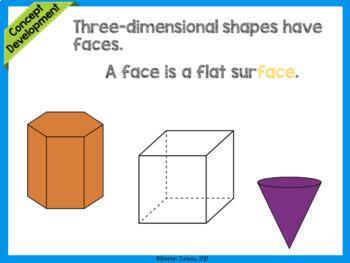 Module 5 Lesson 3   3D Shapes