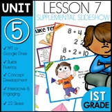 Module 5 Lesson 7   Building Shapes   DAILY MATH