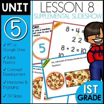 Module 5 Lesson 8 | Recognize halves and quarters | DAILY MATH