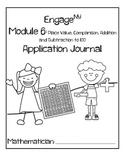 First Grade Eureka Math (Engage NY) Module 6 Application Journal