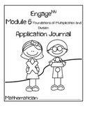 Eureka Math (Engage NY) Module 6 Application Problems Journal Grade 2