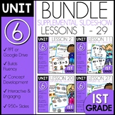 Module 6 DAILY LESSONS BUNDLE  | DAILY MATH