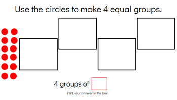 Module 6 Lesson 1-3 Equal Groups and Repeated Addition