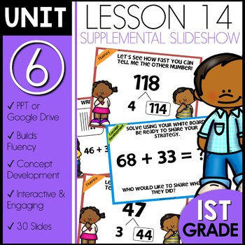 Module 6 Lesson 14 | Adding Two Digit Numbers together