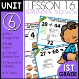 Module 6 Lesson 16 | Vertical Addition with Numbers