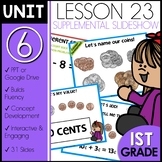 Module 6 Lesson 23 | Counting on using pennies