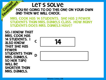 Module 6 Lesson 26   Tape Diagrams   Word Problems