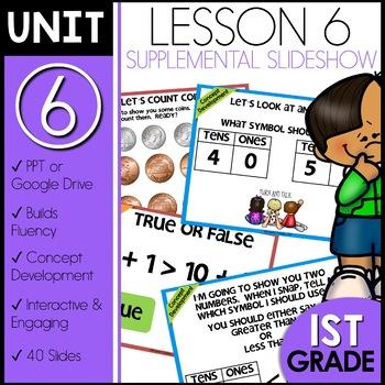 Module 6 Lesson 6 | Greater than | Less Than