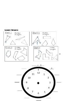 Module 8 Parent Helper Sheet