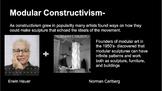 Module Sculpture History Project