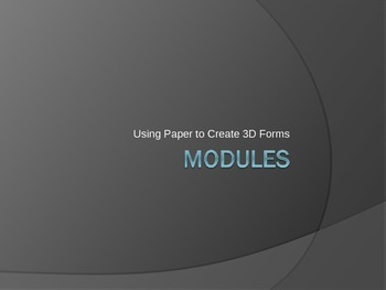 Modules Power Point