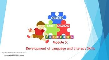 Módulo 5: Desarrollo de las habilidades lingüísticas y de alfabetización