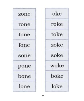 """Moe and Joe   """"the long o"""""""
