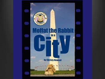 Moffat The Rabbit In A City PPT/PDF/Ebook