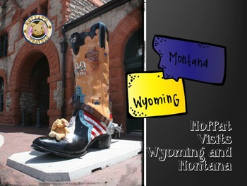 Moffat The Rabbit State Hop: Wyoming and Montana