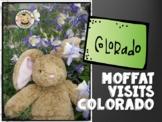 Moffat the Rabbit Explores Colorado